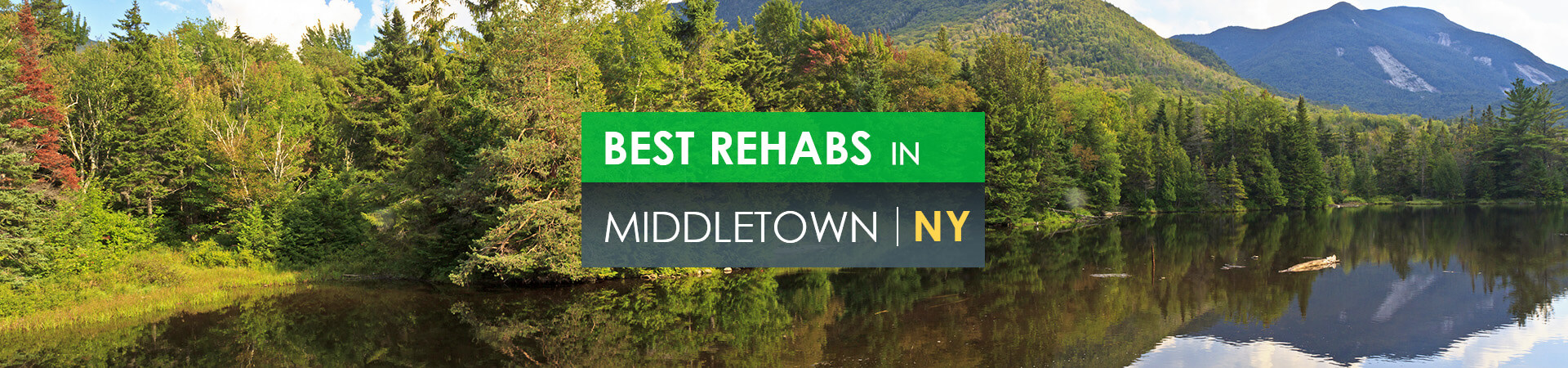 Best rehabs in Middletown, NY