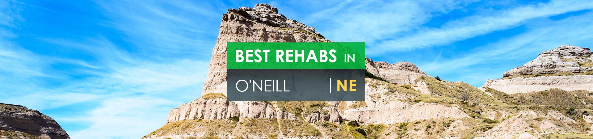 Best rehabs in O'neill, NE