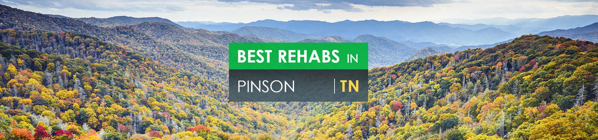 Best rehabs in Pinson, TN