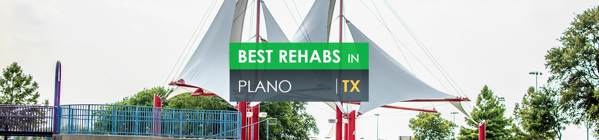 Best rehabs in Plano, TX