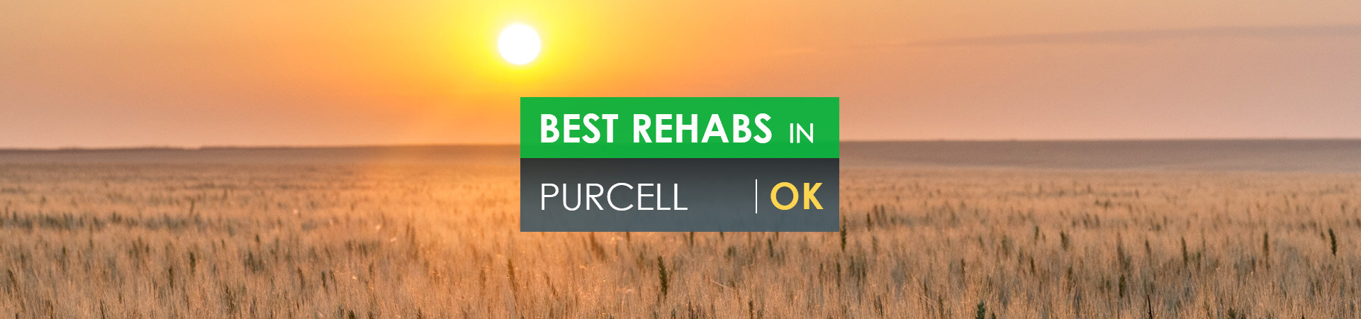 Best rehabs in Purcell, OK