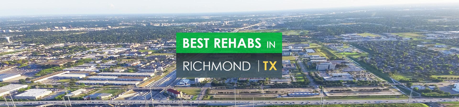 Best rehabs in Richmond, TX