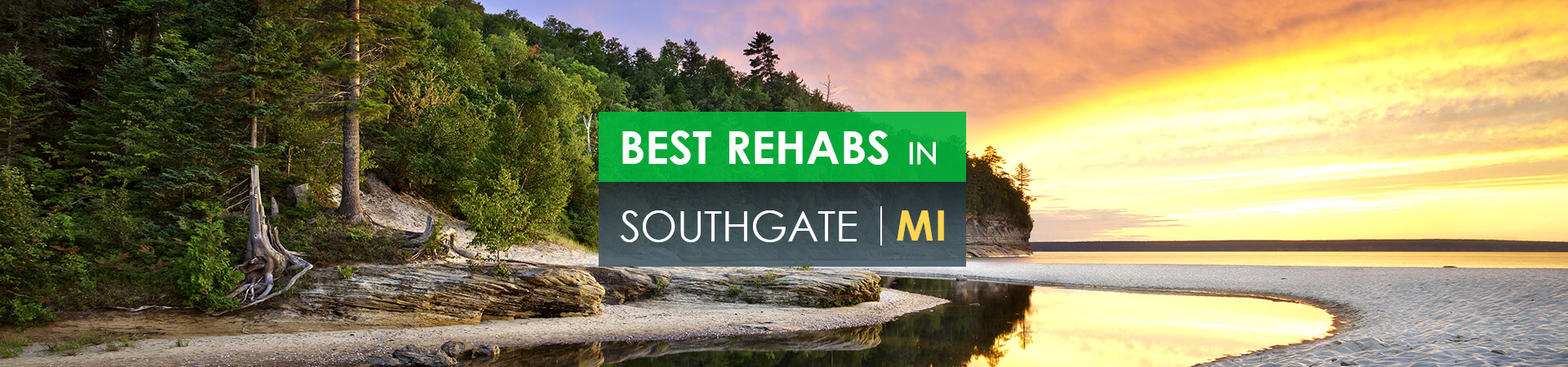 Best rehabs in Southgate, MI