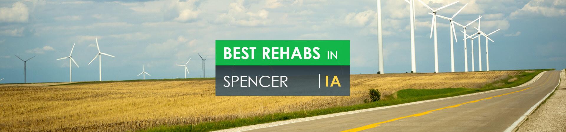 Best rehabs in Spencer, IA