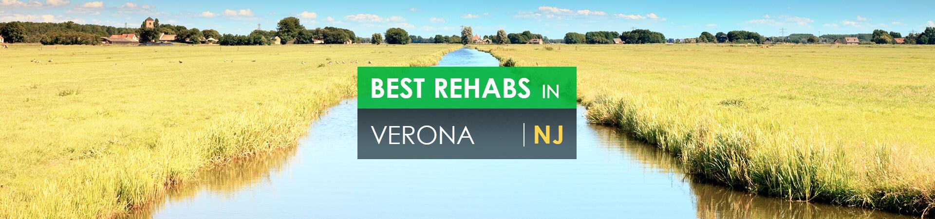 Best rehabs in Verona, NJ