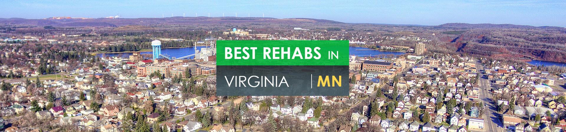 Best rehabs in Virginia, MN