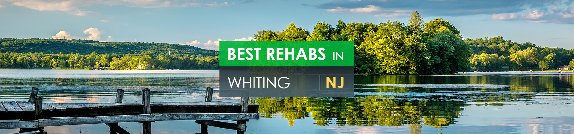 Best rehabs in Whiting, NJ