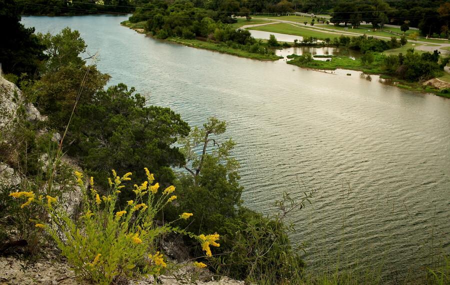 Cameron Park in Waco Texas