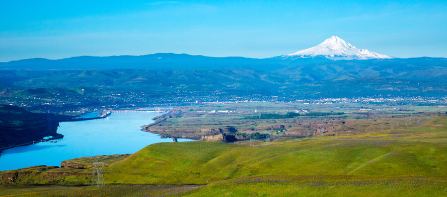 City of The Dalles, Oregon
