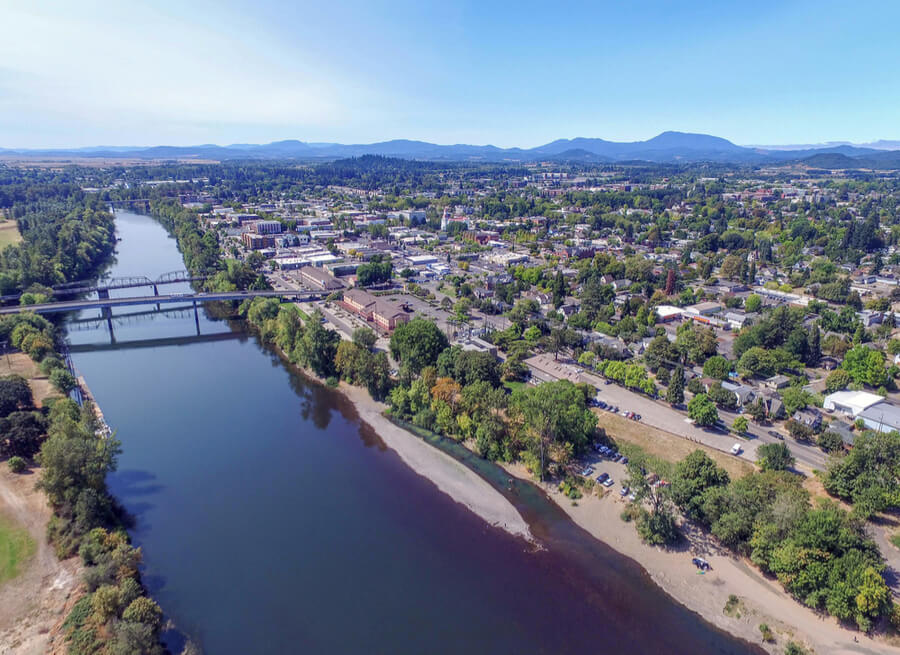 YES House Residential Program, Corvallis, Oregon