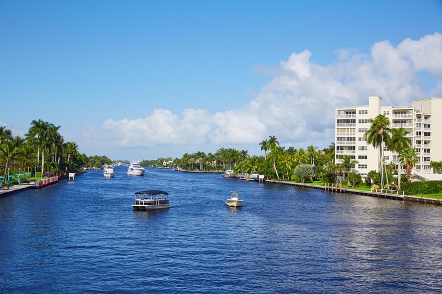 Del Ray Delray beach Gulf Stream in Florida