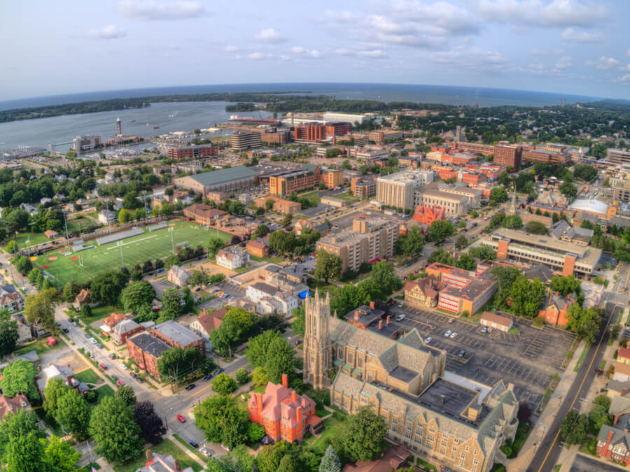 Gaudenzia Erie Inc., Erie, Pennsylvania