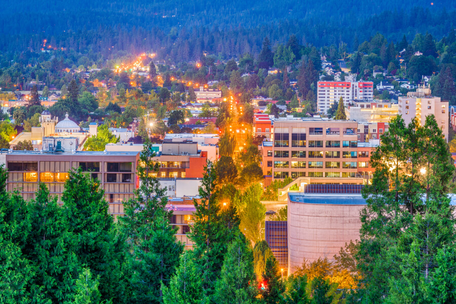 White Bird Clinic, Eugene, Oregon