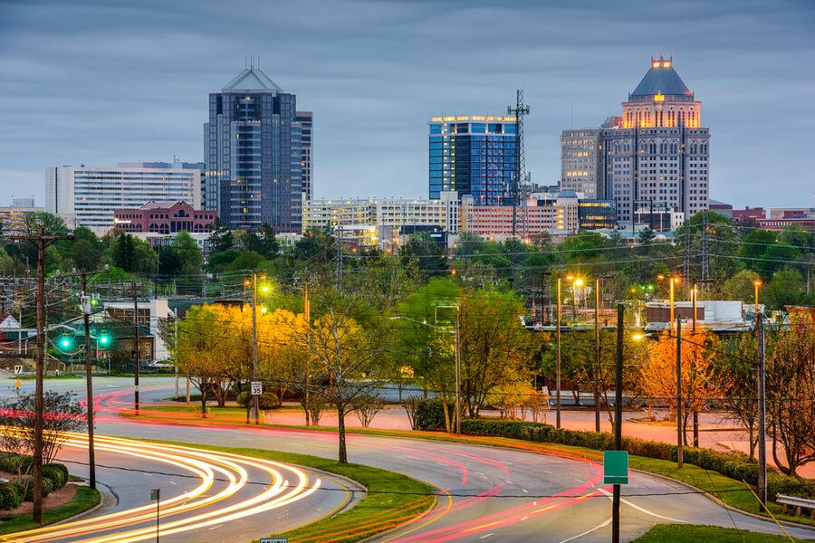 Family Service of the Piedmont, Greensboro, North Carolina