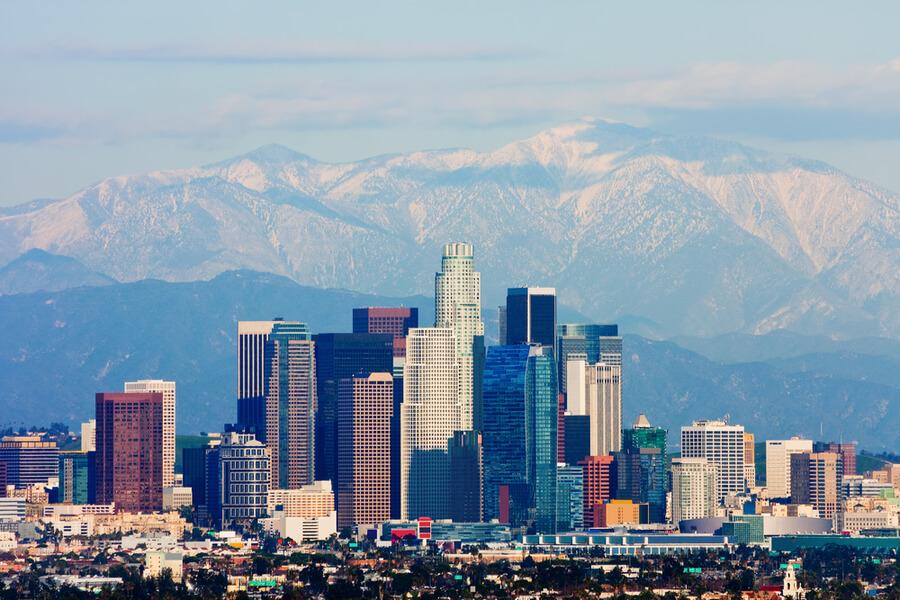 Living Rebos, Los Angeles, California
