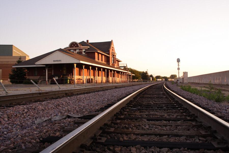 Mankato Train Depot