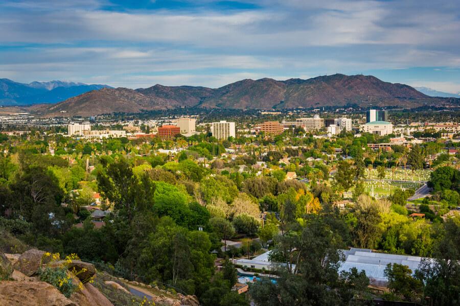The High Road Program, Riverside, California