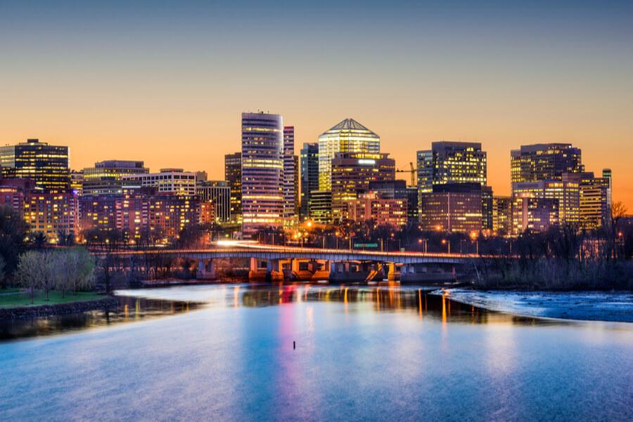 Rosslyn, Arlington, Virginia, USA