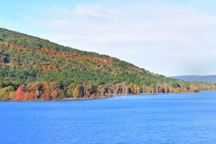 Autumn Colors in Arkansas