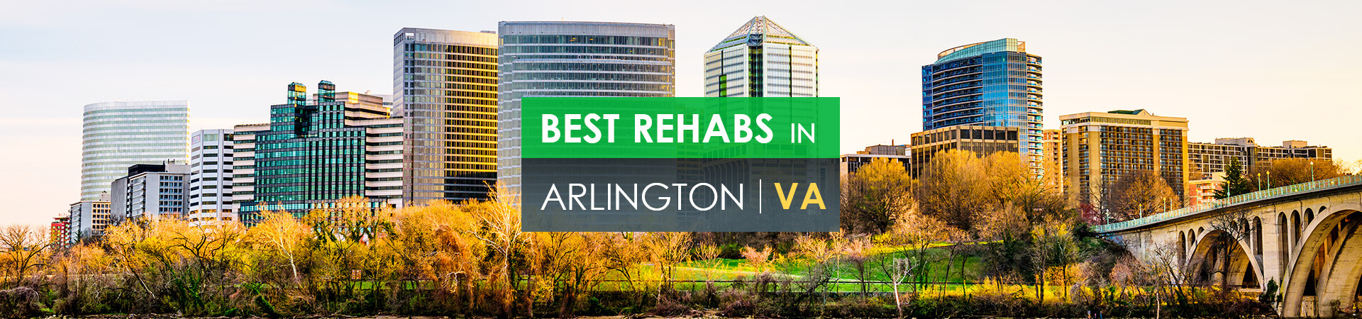 Best rehabs in Arlington, VA