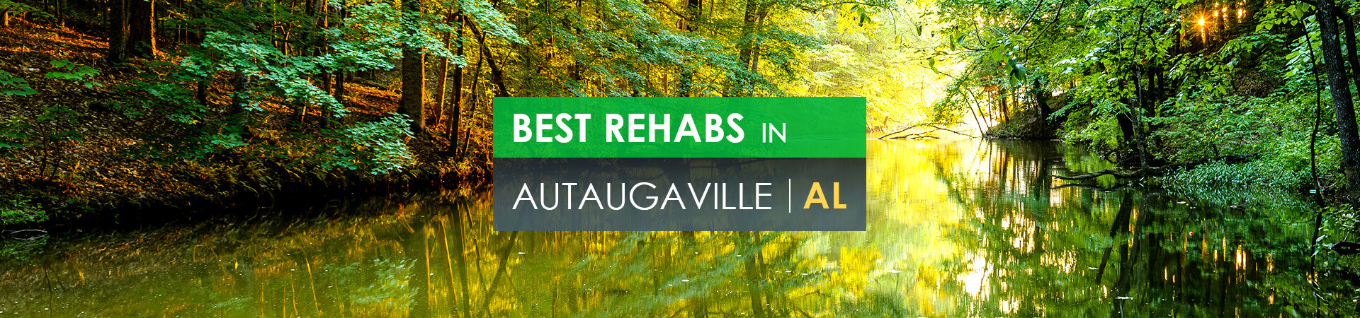 Best rehabs in Autaugaville, AL