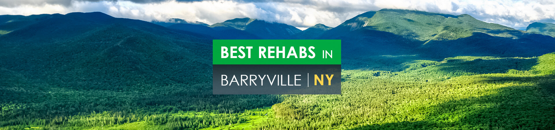 Best rehabs in Barryville, NY