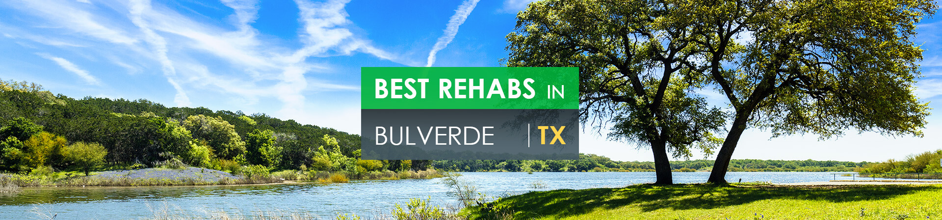 Best rehabs in Bulverde, TX
