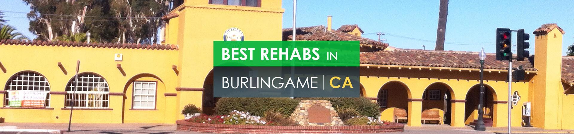 Best rehabs in Burlingame, CA