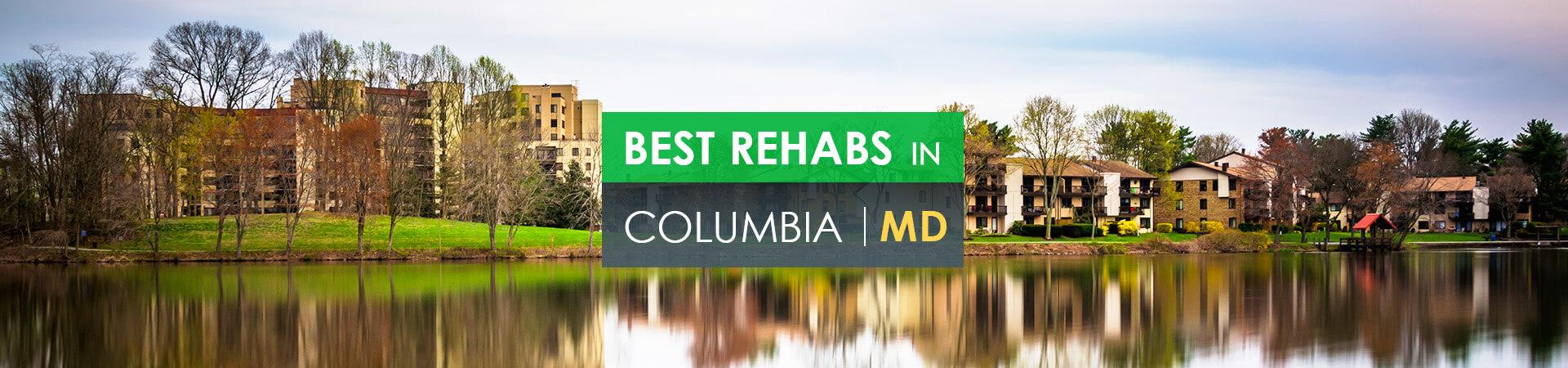 Best rehabs in Columbia, MD