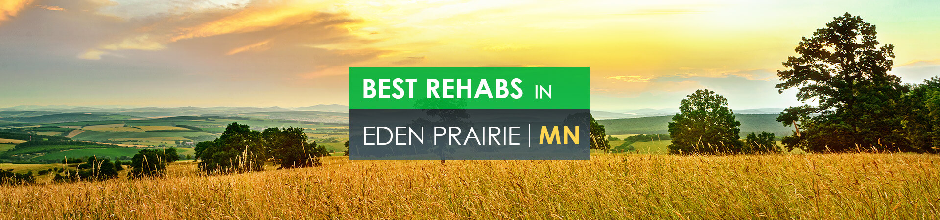 Best rehabs in Eden Prairie, MN