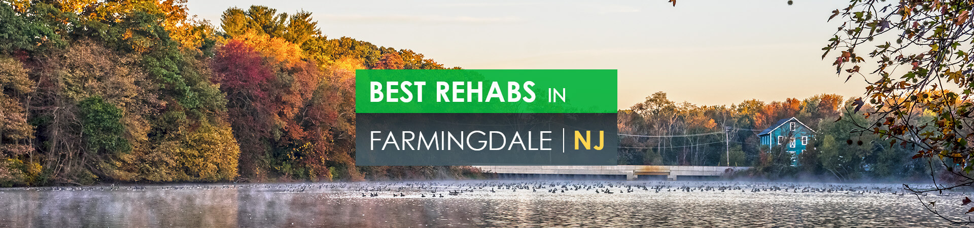 Best rehabs in Farmingdale, NJ