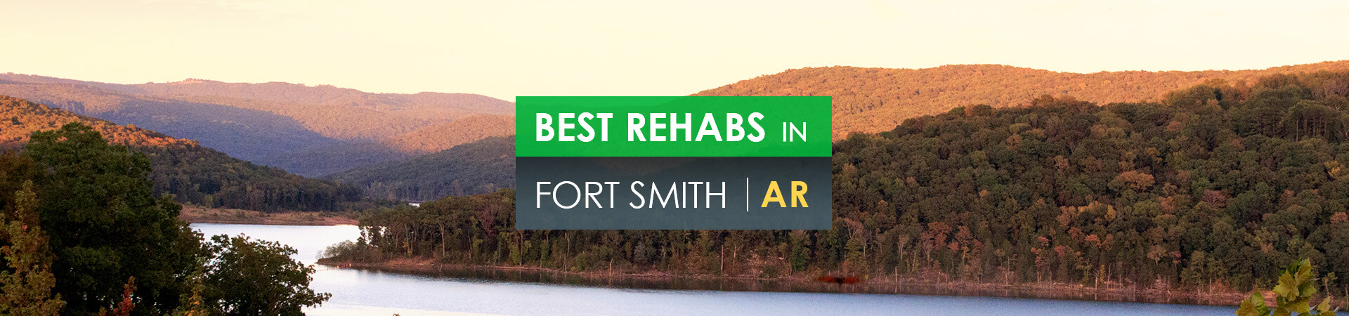 Best rehabs in Fort Smith, AR