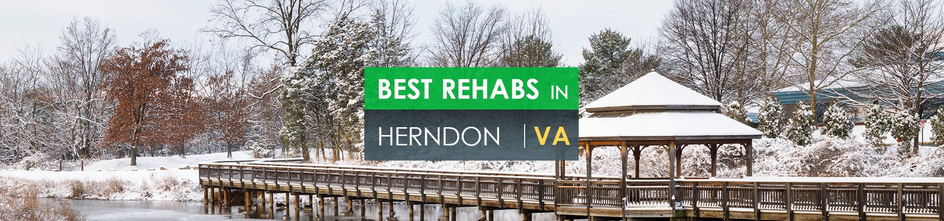 Best rehabs in Herndon, VA