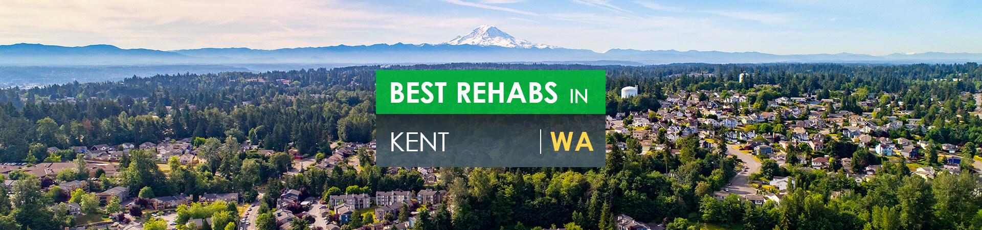 Best rehabs in Kent, WA