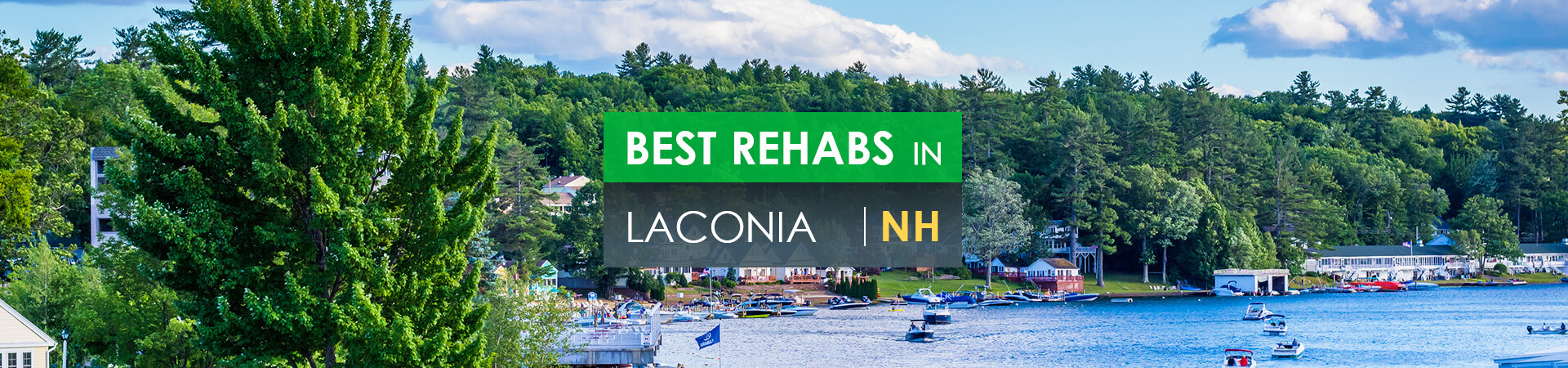Best rehabs in Laconia, NH
