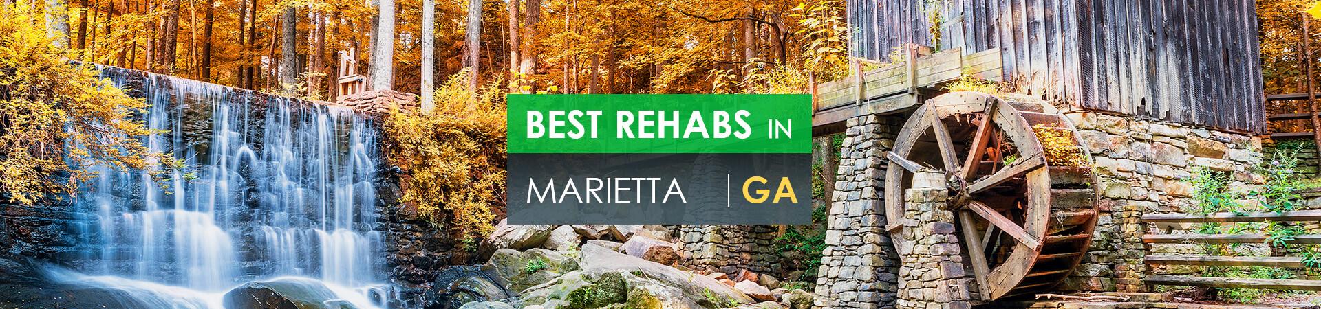 Best rehabs in Marietta, GA