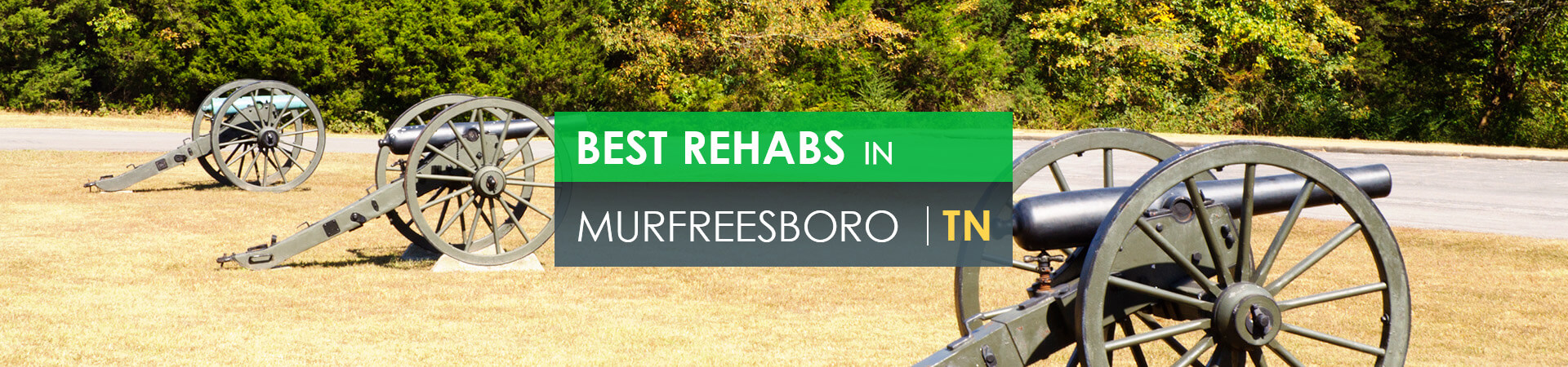 Best rehabs in Murfreesboro, TN