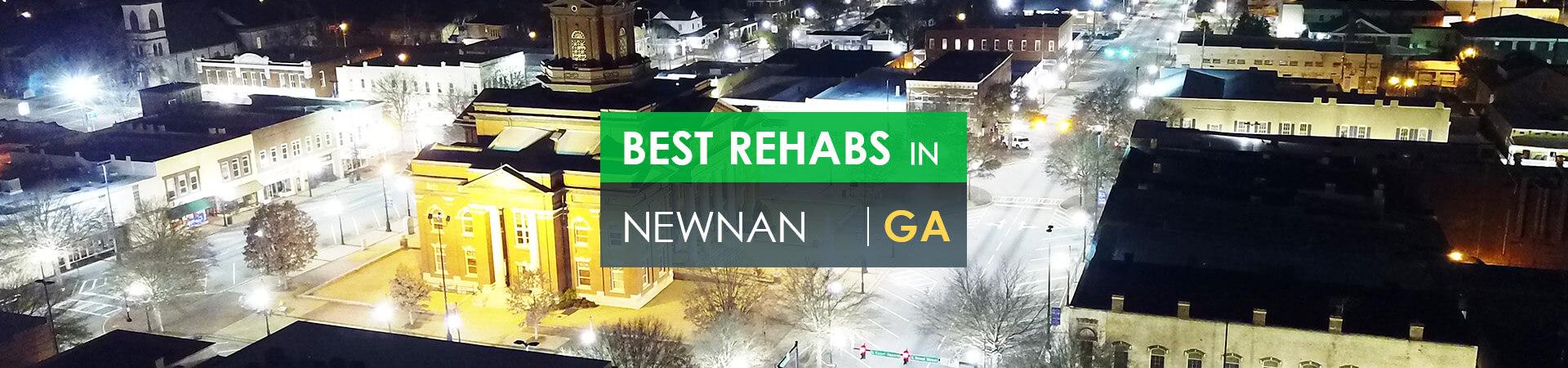 Best rehabs in Newnan, GA