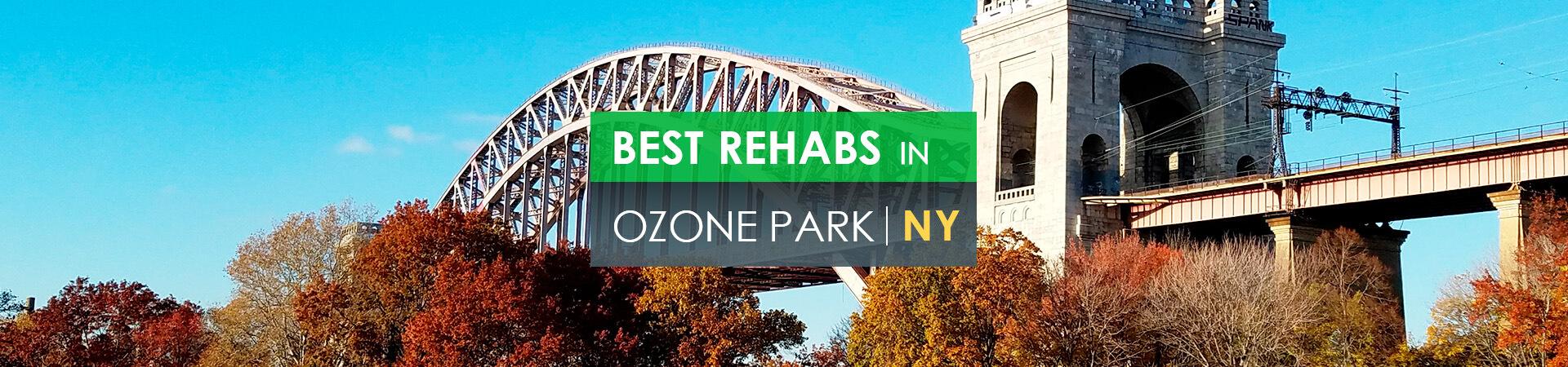 Best rehabs in Ozone Park, NY