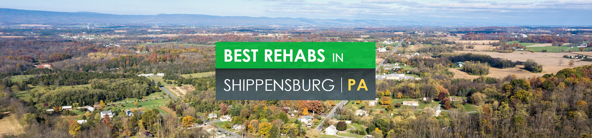 Best rehabs in Shippensburg, PA