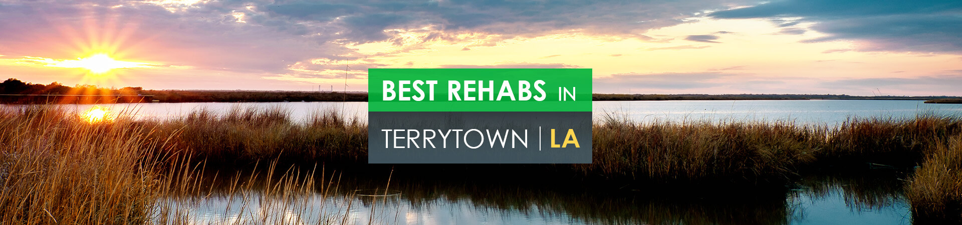 Best rehabs in Terrytown, LA