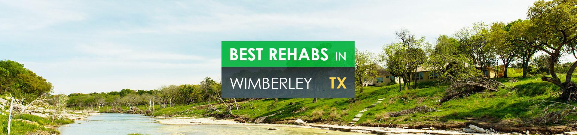 Best rehabs in Wimberley, TX