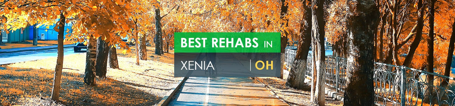 Best rehabs in Xenia, OH