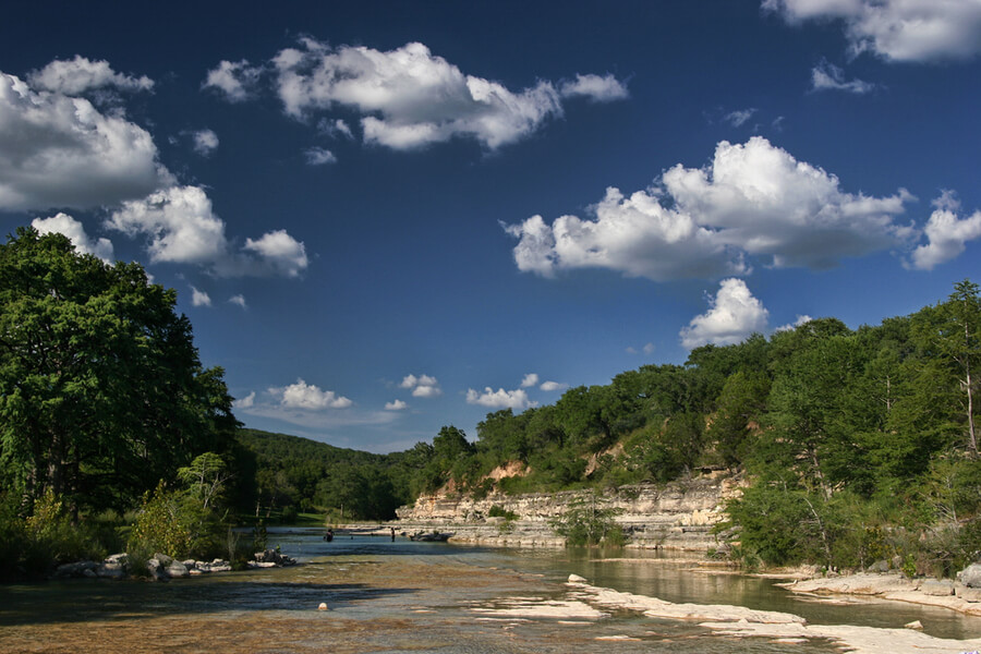 Right Step Hill Country, Wimberley, Texas
