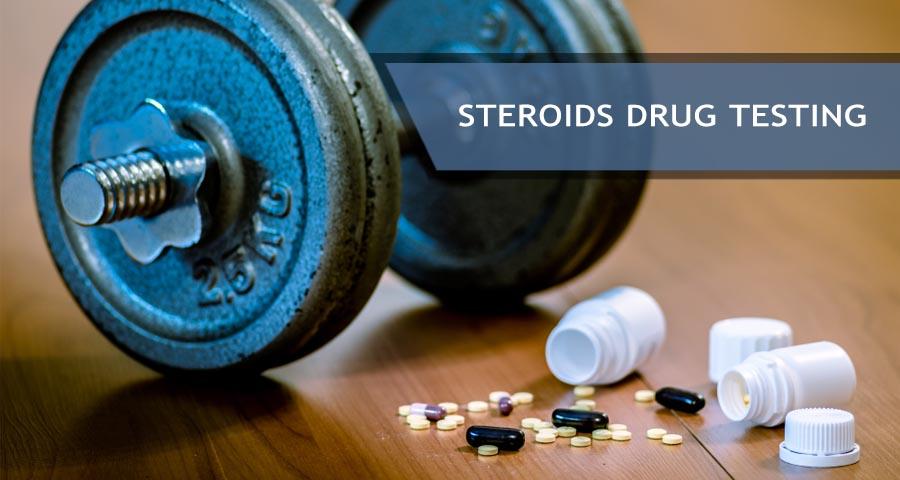 Steroids Drug Test